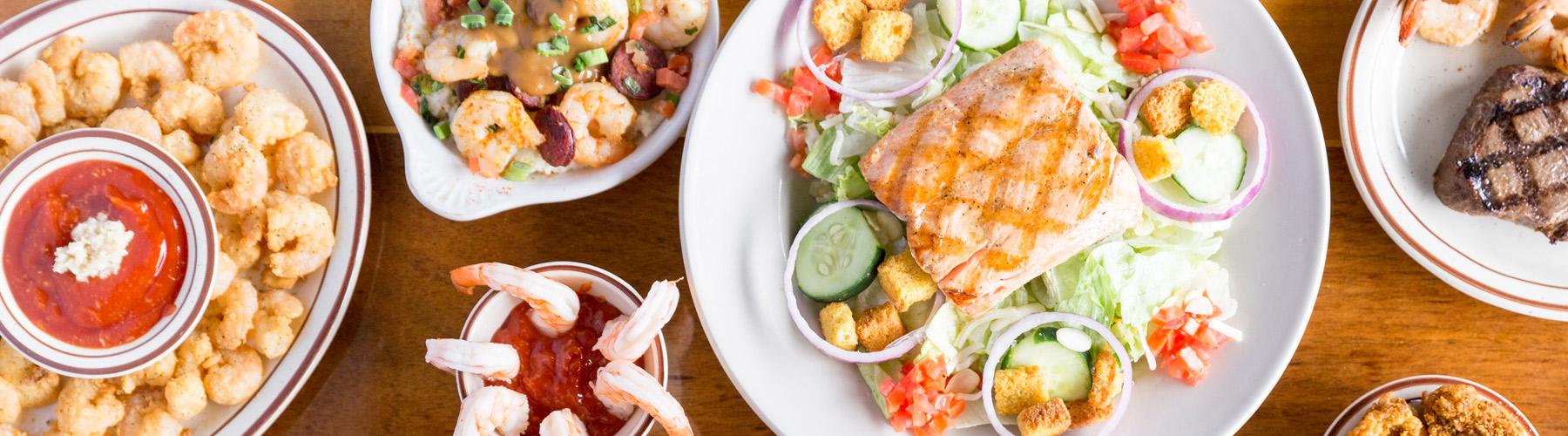 Myrtle Beach Restaurant Menus
